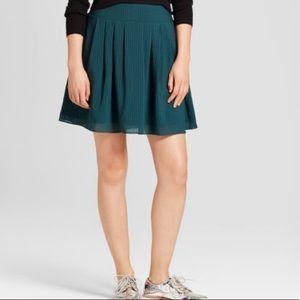 NWT A New Day | Country Clover Green Skirt